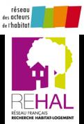 Forum du ReHal « Habitat et Logement : les 25 prochaines années »