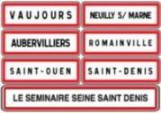 Mars 2015 : Séminaire Seine-St-Denis Paris-Banlieues