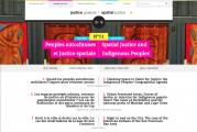 Revue électronique Justice Spatiale / Spatial Justice : Parution du n°11
