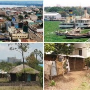 Kisumu en ses échelles  : les conditions spatiales, temporelles et politiques des ambitions compétitives d'une ville secondaire kenyane.