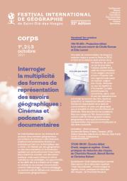 Festival International de Géographie de Saint-Dié-des-Vosges